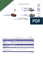Pauta y Costos Mahindra Marzo 2013-1