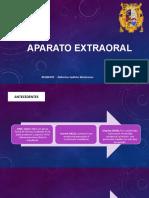 EXPOSICION APARATO EXTRAORAL - ORTOPEDIA.pptx