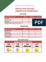 Elementos Para Evaluar Las Herramientas de Aprendizaje 2