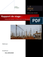 Rapport de Stage Gold Études Final