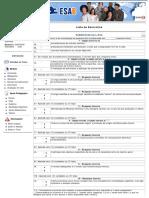 ESAB - Modulo 1 - Lista de Exercícios 1