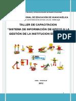PLAN DE CAPACITACION SIAGIE.doc
