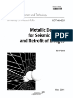 metallic dampers for seismic design and retrofit of bridges.pdf