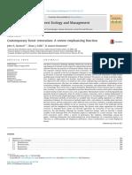 Stanturf Etal 2014_Forest Restoration Concepts_REVIEW