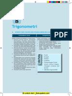 Bab 8 Trigonometri