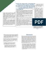 Homologacion y Denuncia Del Pacto Colectivo de Condiciones de Trabajo