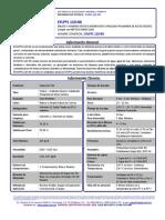 SYLPYL 110 NX Technical Datasheet