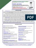 Sylpyl 0122 as Ga Nsf 100 Acueductos Tanques Cisternas r18