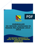 Cover Kurikulum