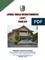 05. Dokumen Lkjip 2016 PDF
