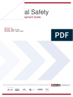 Enform Electrical Safety Program Development Guide