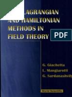 New Lagrangian Fieldtheory