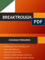 Breaktrough 08 April 2017