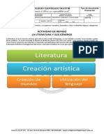Nivelación 6-1 Español