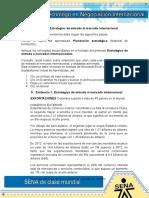 Evidencia 1 Estrategias de Entrada Al Mercado Internacional