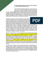 Introdução à Seção Especial Sobre Habilidades Cognitivas - Tradução