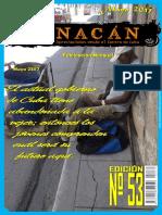 Revista Nacán # 53