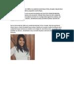 Biografia de Fabricio y Damaris