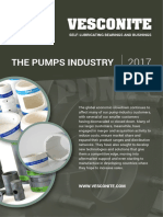 Vesconite Pumps 2017