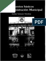 Elementos Basicos de La Administracion Municipal
