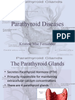 Parathyroid Diseases