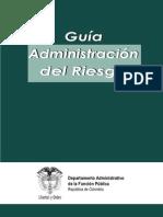 Ejemplo de Guia de Admin is Trac Ion Del Riesgo