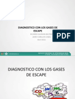 Diagnostico Con Los Gases de Escape
