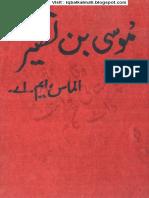 Musa Bin Naseer Novel by Almas MA