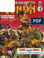 A Espada Selvagem de Conan - 001