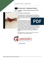 descargar-no-esta-solo-sandrone-dazieri-PDF.pdf