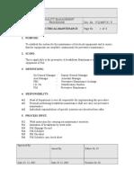 Electrical Maintenance.doc