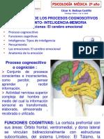5. Psicobiologia de Los Procesos Cognitivos La Afectividad