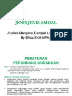 JENIS-JENIS AMDAL PERT 5.ppt