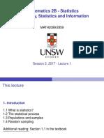 Lecture 1n sadsada
