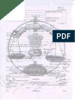 Warrant Arrest ACMM Re MEV 22092015