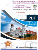 Tor Pekan Ilmiah Rmik Dpd Pormiki Jateng 2017_peserta
