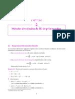 5 EDO Lineales