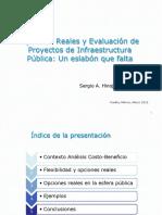 SERGIO HINOJOSA Opciones Reales y Evaluación de Proyectos de Infraestructura Pública .pdf