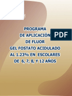 PROGRAMA DE APLICACIÓN DE FLUOR GEL FOSTATO ACIDULADO.pdf