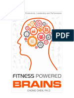Fitness Powered Brains