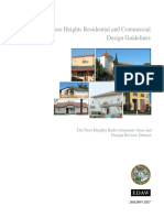 Del Paso Heights Design Guidelines