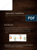 Agresión Oxidativa