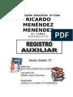 Carpeta Pedagogica II- Ricardo Menendez
