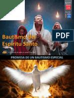 Lección 08 - Bautismo Del Espíritu Santo