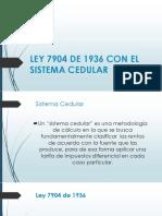 LEY-7904-DE-1936-AR