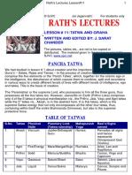 Pancha Tattva S.rath