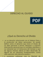 DERECHO AL OLVIDO.pptx
