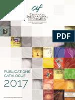 CIF Publications Catalogue