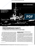 Indonesia Navy a Stabilizing Factor in Se Asia
