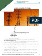 Llegan 18 Empresas Suministradoras de Energía a Mexicali